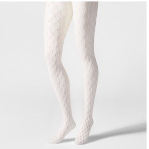 Nwt plus size fishnet tights